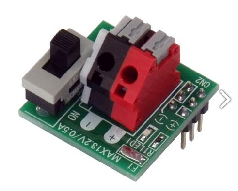 ブレッドボード用電源接続用端子台 SBM-005