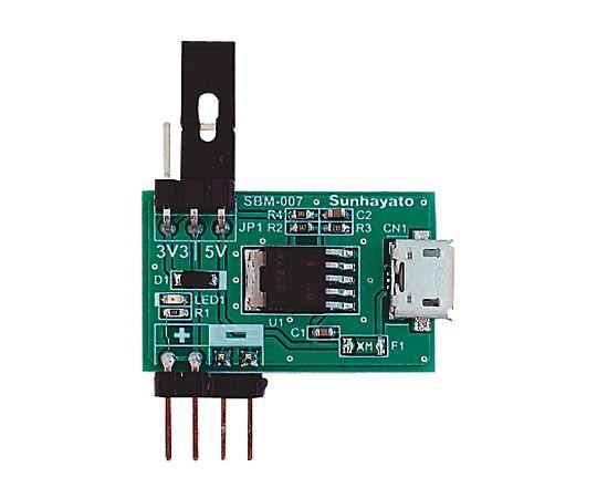 ブレッドボード用USB電源ボード SBM-007