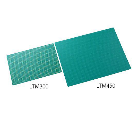 4-453-02 カッティングマット(軟質PVC製) 450×600mm LTM450 アズワン(AS ONE)