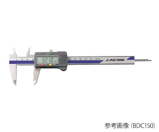 4-484-04-20 デジタルノギス BDC300(校正証明書付) アズワン(AS ONE)