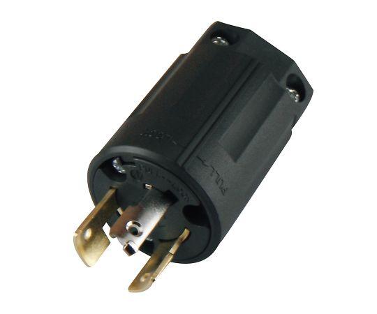 引掛形プラグ(20A) 2222N アメリカン電機