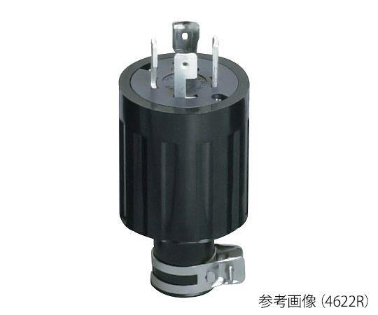 引掛形プラグ(60A・100A) 3622R アメリカン電機
