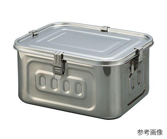 4-608-02 ステンレス角型密閉タンク 4.0mL OT-02 アズワン(AS ONE)