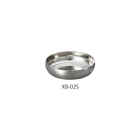 ステンレス丸皿 XB-02S