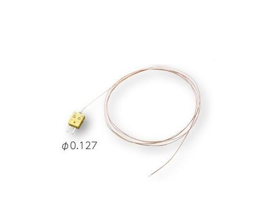 4-767-05 被覆K熱電対(テフロン(R)被覆) DS-2000-0125 アズワン(AS ONE)