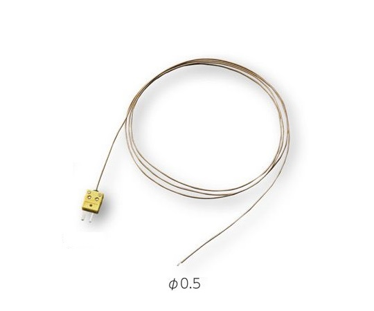 被覆K熱電対(ガラス被覆) DS-2000-0501