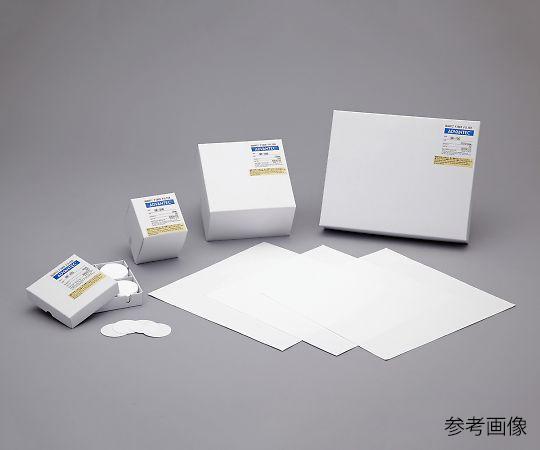 シリカ濾紙 QR-100 36701042(100枚) アドバンテック(ADVANTEC)