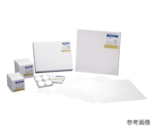 ガラス濾紙 GB-100R 36321034(100枚) アドバンテック(ADVANTEC)