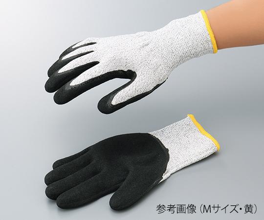 4-1059-03 アズツール 耐切創サンディコート手袋 M(1双) アズワン(AS ONE)