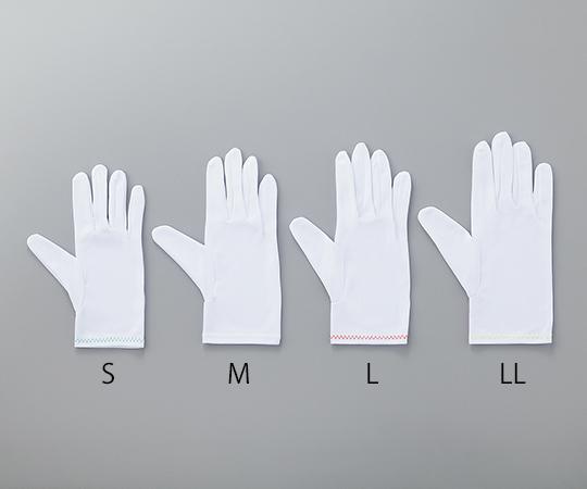 品質管理手袋(ナイロンダブル) S(10双)