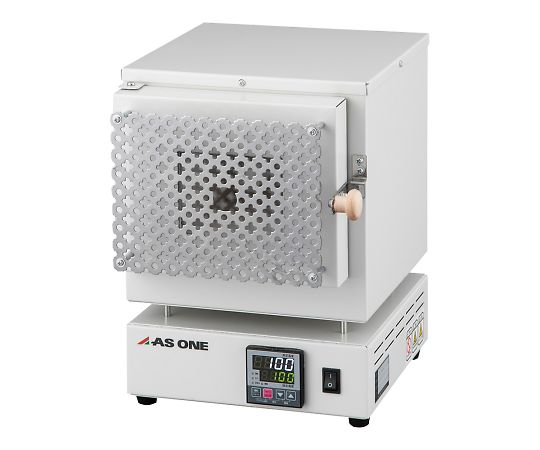 4-2154-02 エコノミー電気炉 窓付き プログラム機能有 ROP-001PW アズワン(AS ONE)