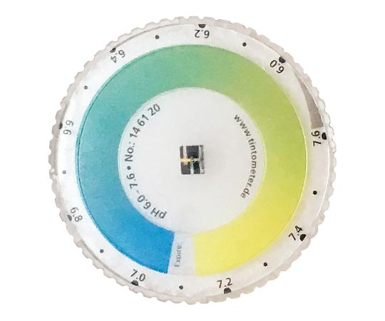 遊離残留塩素測定器 BTB用ディスク(比色板)