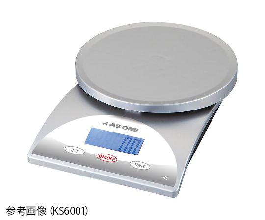 4-2750-01 ミニスケール 600g KS6001 アズワン(AS ONE)