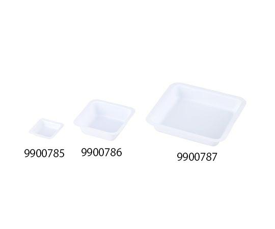 9900787 帯電防止ディッシュ ホワイト 250L 9900787(1000枚) LLG Labware