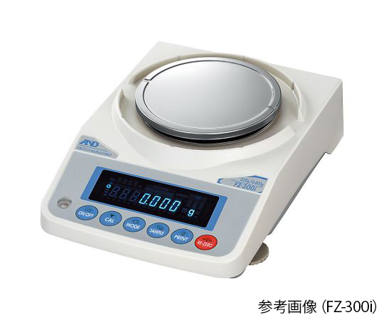 FZ-500i 校正用分銅内蔵汎用電子天びん(FZ-Iシリーズ) 520g FZ-500i エー・アンド・デイ(A&D)