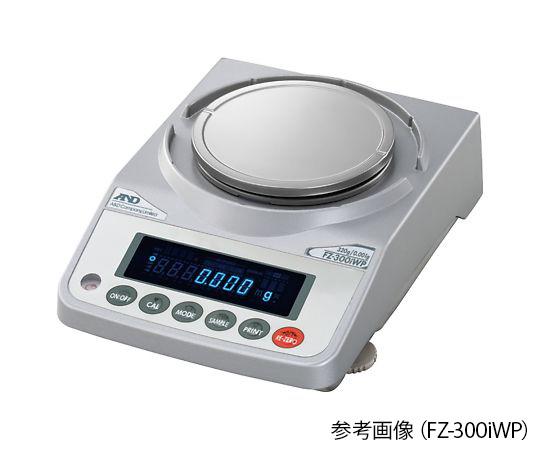 FZ-120iWP 校正用分銅内蔵汎用電子天びん(FZ-Iシリーズ) IP65準拠 122g FZ-120iWP エー・アンド・デイ(A&D)