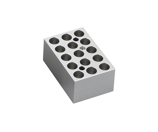 ミニドライブロックバス 2mL×15本用ブロック 18900428