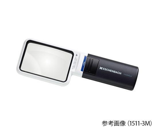 LEDワイドライト ルーペ・モーペスセット 3倍 1511-2M