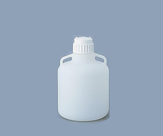 フッ素加工大型瓶 2097-0020(10L) ナルゲン(NALGENE)