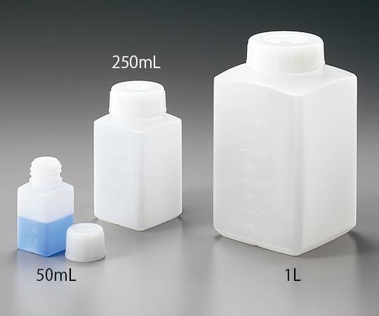 5-003-52 アイボーイ 角瓶 100mL(100本) アズワン(AS ONE)