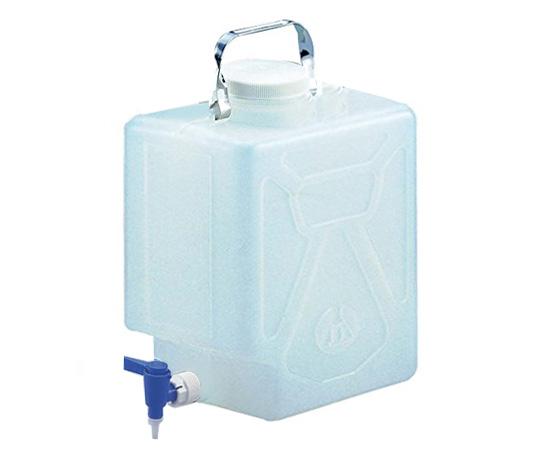 Nalgene 活栓付角型瓶2321 5/20 No.2321-0050 (5/20)