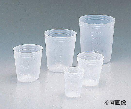 5-077-01 ディスポカップ V-100 アズワン(AS ONE)