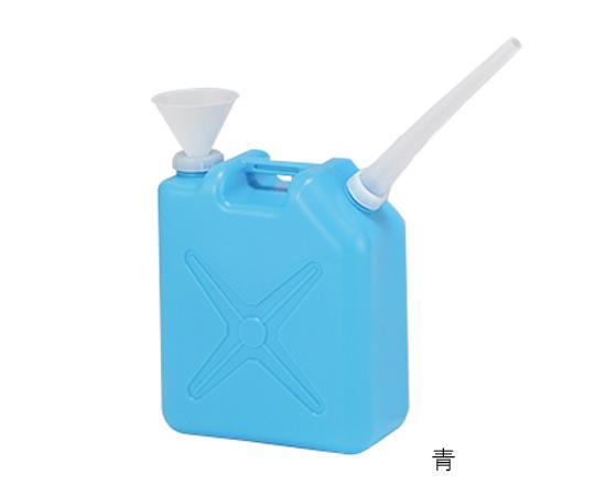 廃液回収容器 青 20L(ロート付)