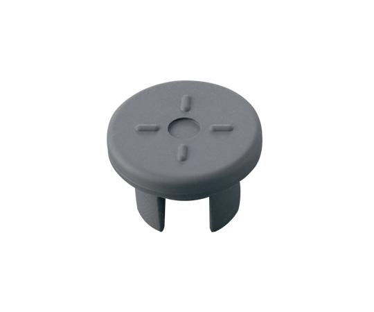 1306-07 バイアル瓶用ゴム栓 凍結乾燥用 マルエム