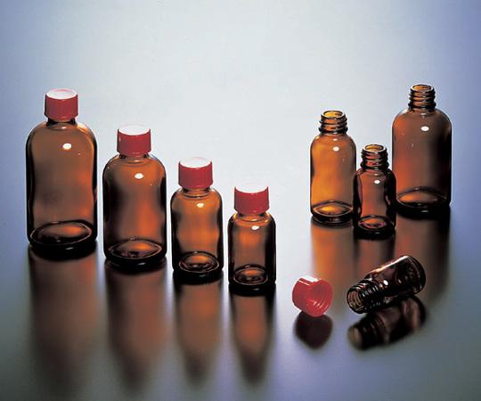 規格瓶細口用 キャップ 褐色 No.40F