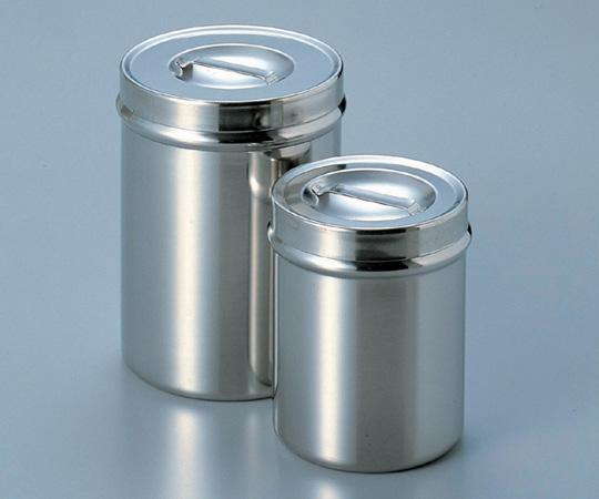 ステンレス万能缶(湿布缶) 大 120×150