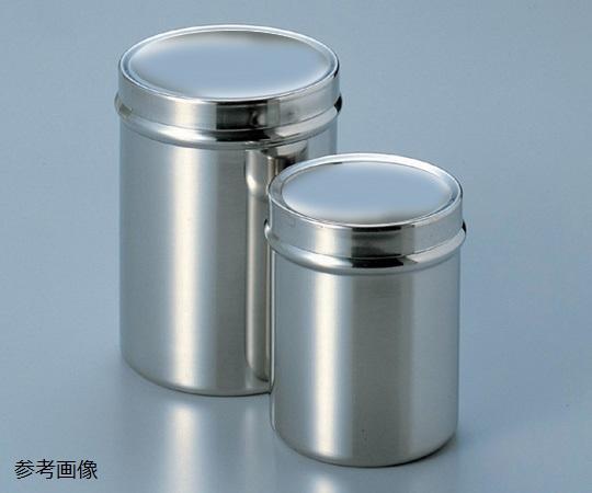 ステンレス万能缶(湿布缶) 小 80×100