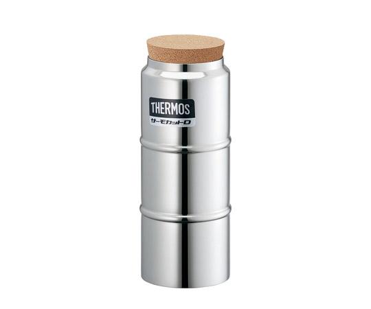 ステンレスデュワー瓶 D-501 (栓付)