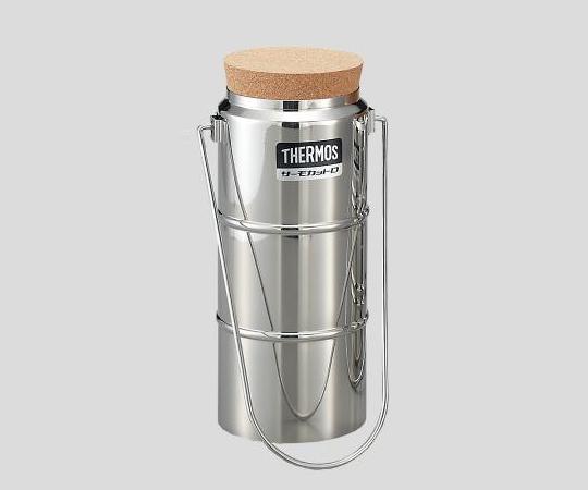ステンレスデュワー瓶 D-1001 (栓付)