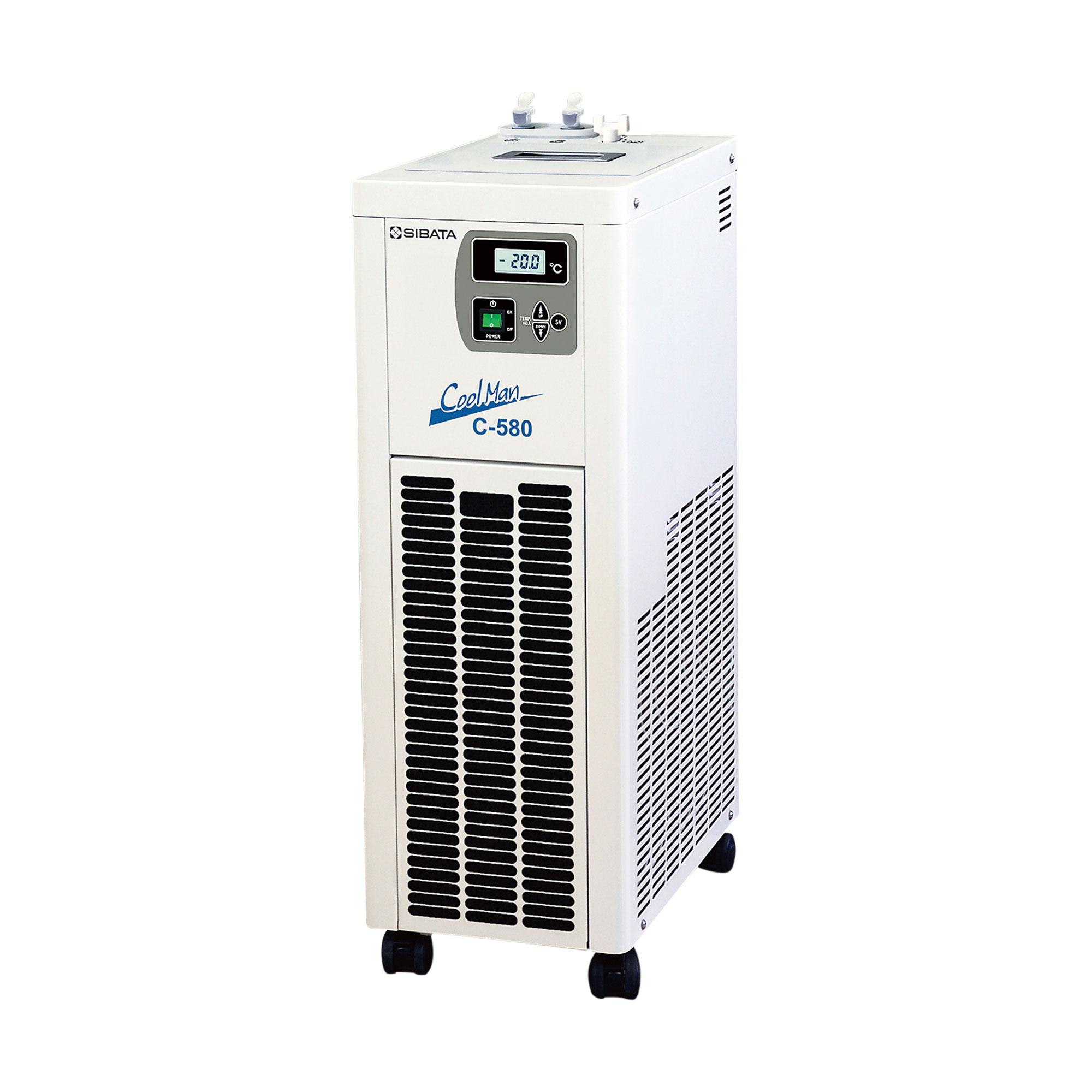 低温循環水槽 クールマン C-580/C-585型 柴田科学(SIBATA)【Airis1.co.jp】