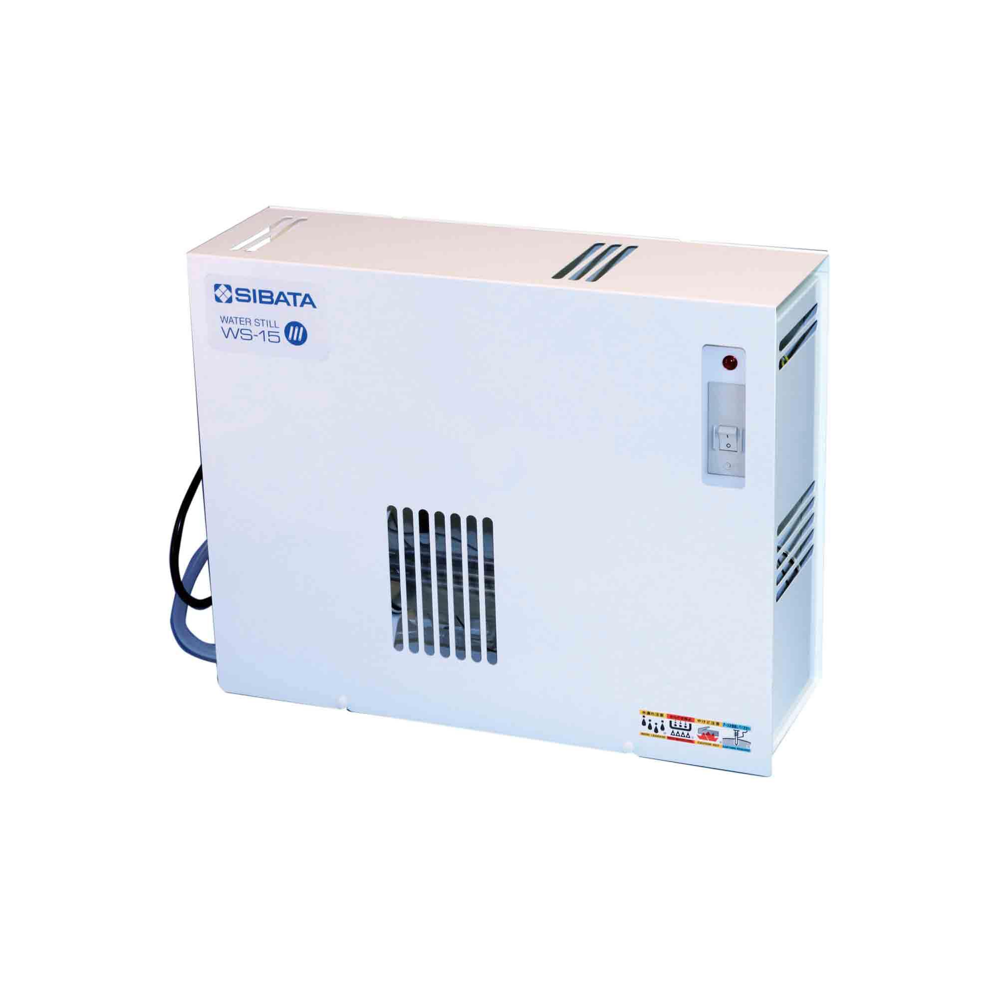 053140-15 卓上蒸留水製造装置 WS-15 柴田科学(SIBATA)