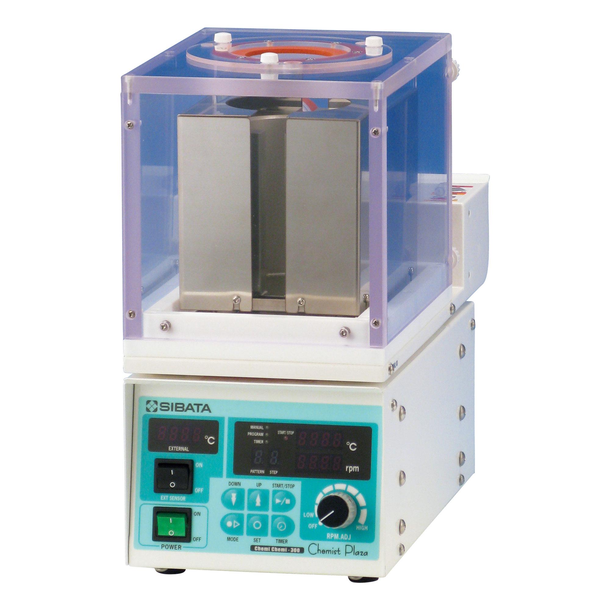 合成・反応装置 ケミストプラザ CP-300 本体セット 300℃ 1000mL