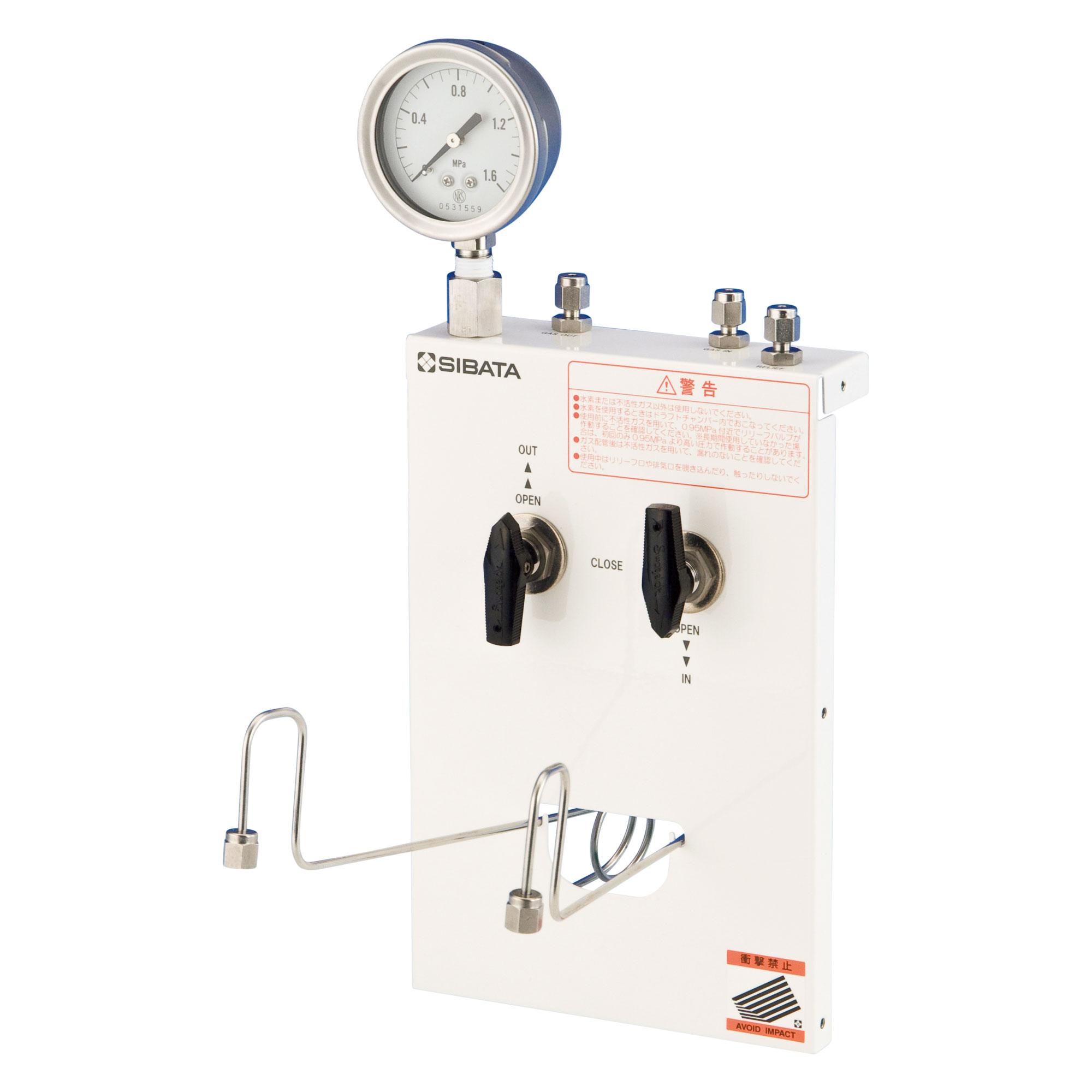 054300-3400 合成・反応装置 ケミストプラザCP-300用 加圧ユニット 70mLセット 柴田科学(SIBATA)