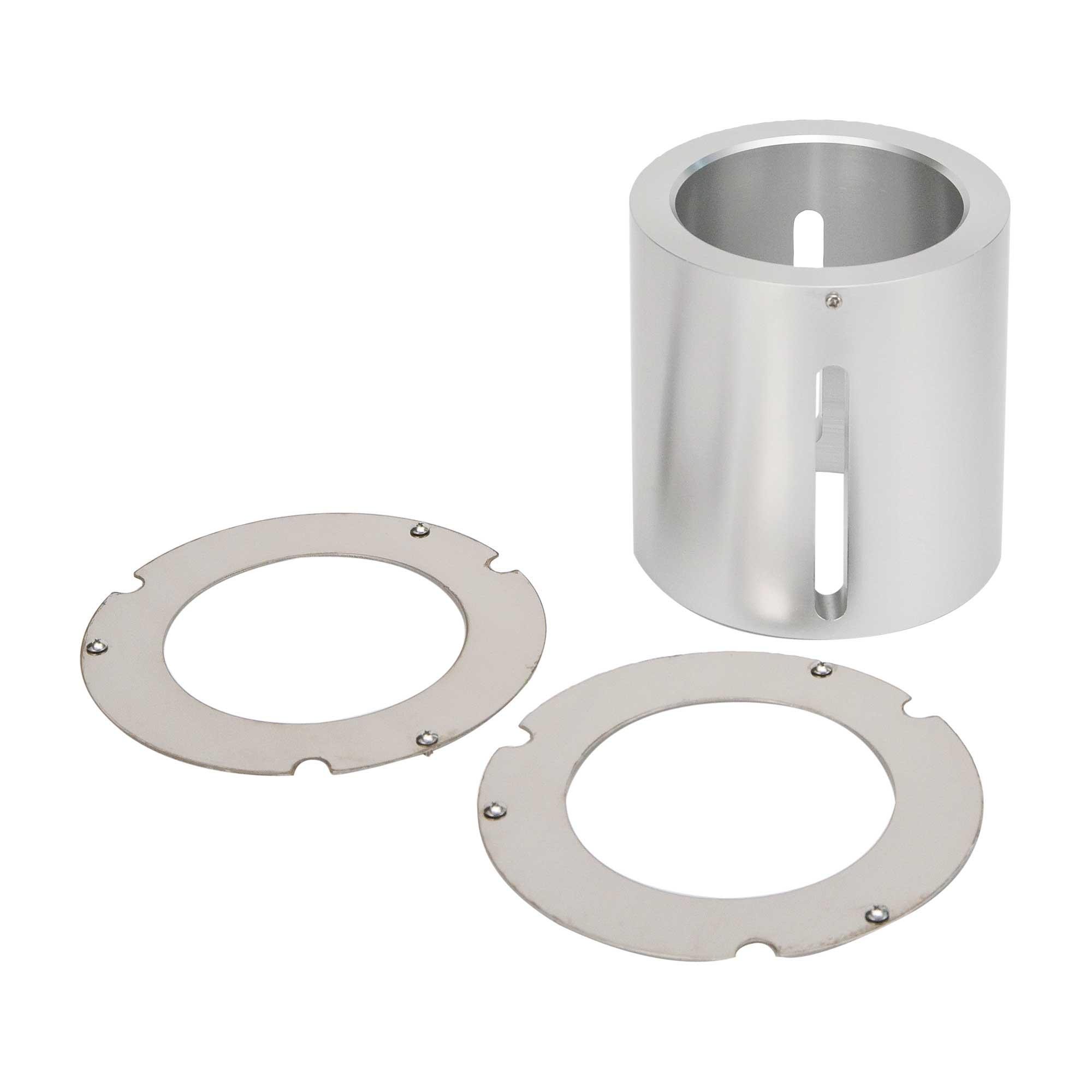 054310-3310 ケミストプラザCP-300用 加熱ブロックアダプター 300℃仕様 500mL 柴田科学(SIBATA)