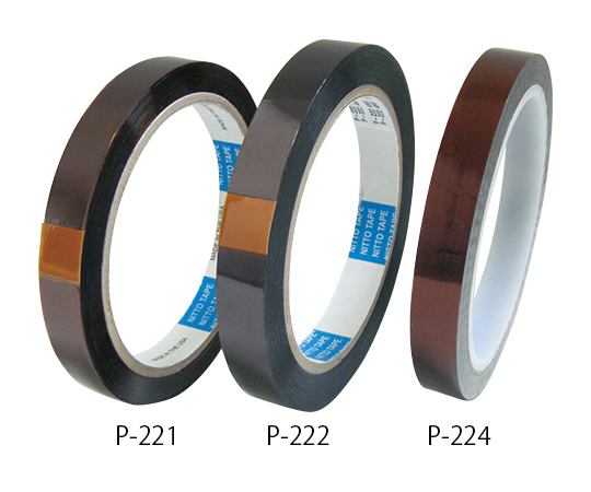 107-43101 カプトンテープ 1/2インチ P-221 コクゴ(KOKUGO)
