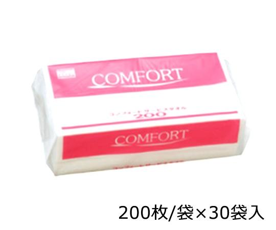 コンフォートペーパータオル 37105(200枚×30袋)
