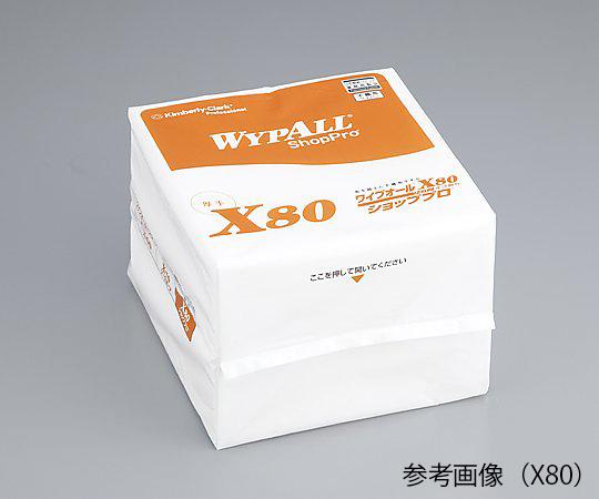 ワイプオール 60580(X80)(50枚×12袋)