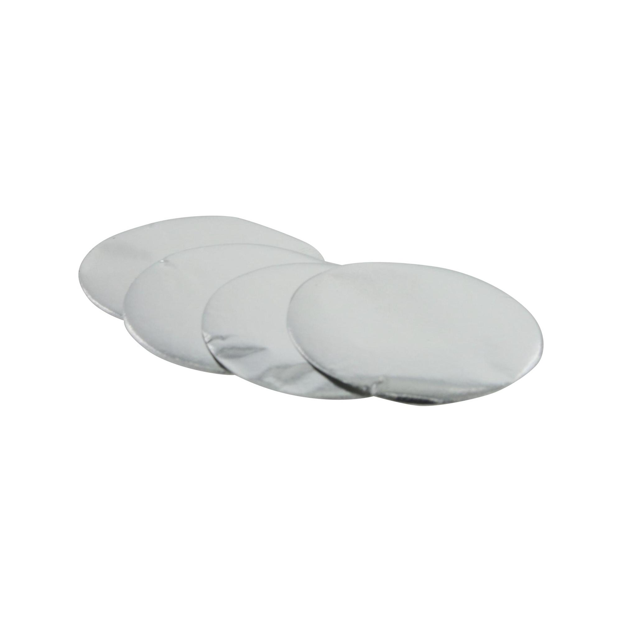コンウェイ水分活性測定器用アルミ箔(500枚)