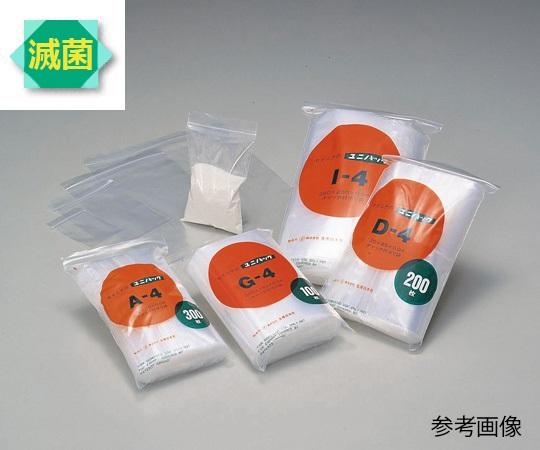 ユニパック(滅菌済) H4-ST(100枚)