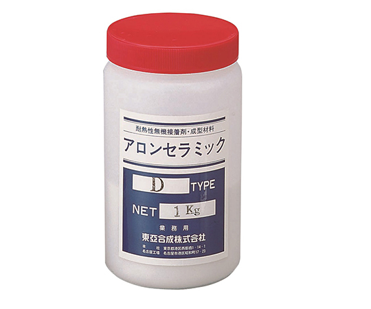アロンセラミックD(無機接着剤) 1kg