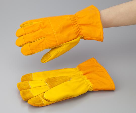 冷凍庫用革手袋 おたふく手袋【Airis1.co.jp】