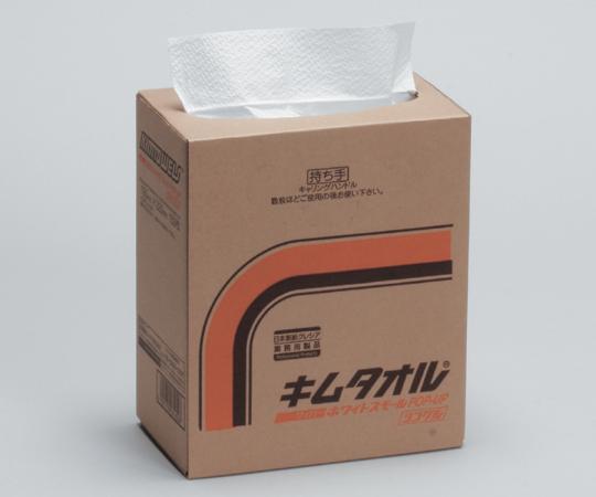 キムタオル ホワイト 61450(150枚×8箱)