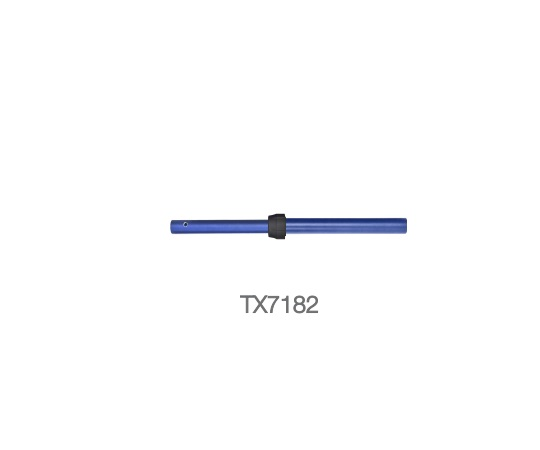 アルファモップ交換用アルミ製ハンドル 300~760mm (テックス・ワイプ社製) TX7182
