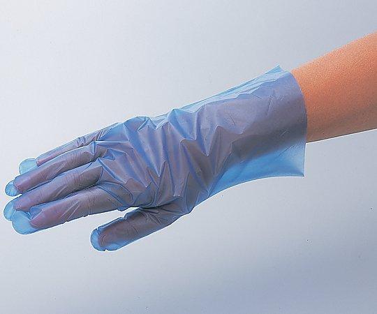 サニーノール手袋 エコロジー 青 M(200枚)