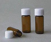 7-2222-02 スクリュー管瓶 9mL 褐色 SCC No.3(20本×5袋) アズワン(AS ONE)