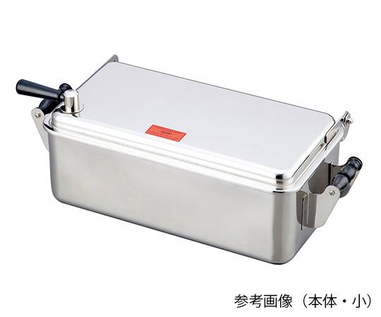ガス用圧電式 卓上型業務用煮沸器(自動点火) 本体(小)5L